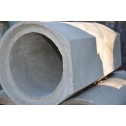 Rura betonowa ze stopką 300x800mm
