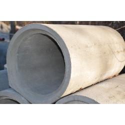 Rura betonowa ze stopką 300x1000mm