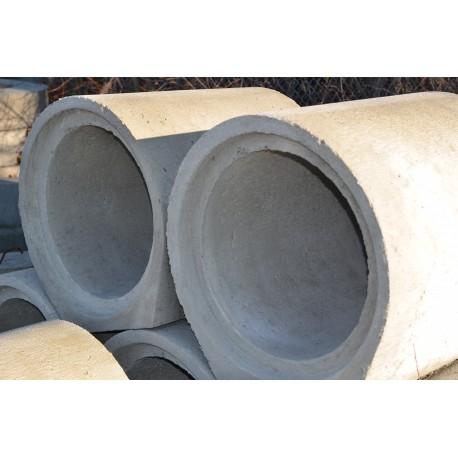 Rura betonowa ze stopką 400x1000mm