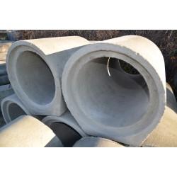 Rura betonowa ze stopką 500x700mm