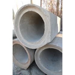 Studnia betonowa ze stopką 500x700mm PD