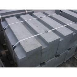 Stopień skarpowy żelbetowy (zbrojony) 80x34x20cm