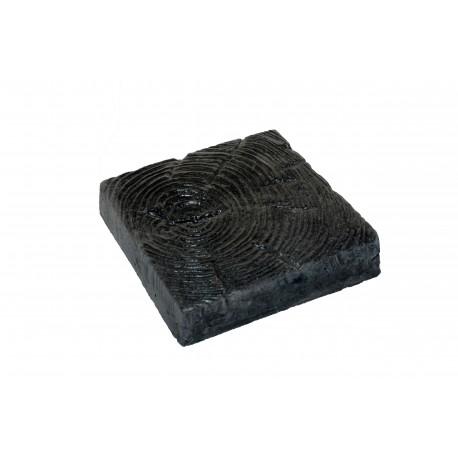 Kostka betonowa drewnopodobna 19x19x4cm