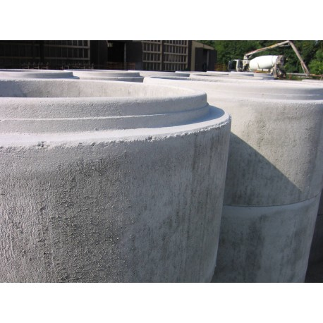 Krąg betonowy 1000x500