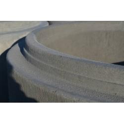 Krąg betonowy 1500x1000 + K