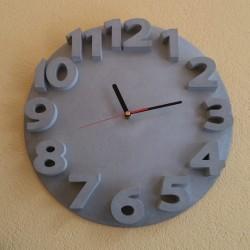 Zegar betonowy