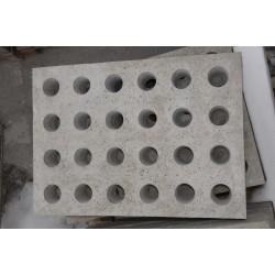 Płyta wielootworowa żelbetowa 70x50x10cm