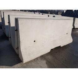 BPPS-1 stała dwustronna L1m - bariera betonowa