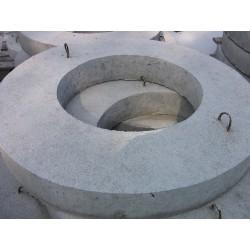 Płyta pokrywowa żelbetowa (zbrojona) PP 115/60 pod właz żeliwny